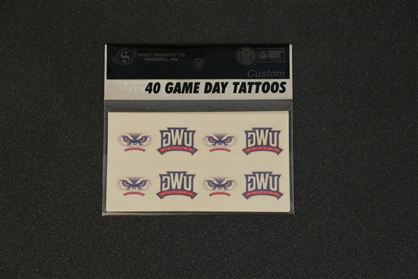 Spirit Uwg Wolves & Eyes Logo Tattoos (SKU 11012108304)