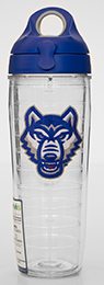 Tervis Wolf Head Water Bottle
