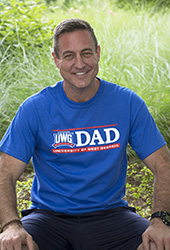 Uwg Dad Short Sleeve T
