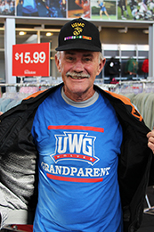 Uwg Grandparent Short Sleeve T