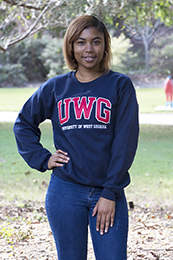 UWG APPLIQUE CREW
