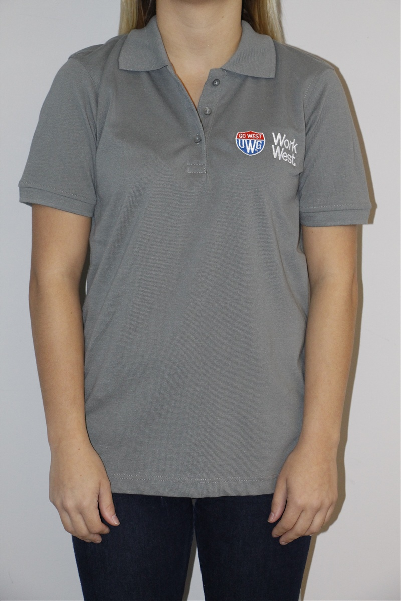 Go West/Work West Polo(Ladies)