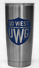 Go West 20Z Trundra Travel Mug W/Lid