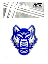 Uwg Wolves Patch