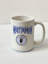 Univ. West Ga Nursing Medallion Mug