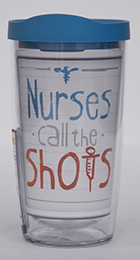 Tervis Nurse Themed Tumbler With Lid