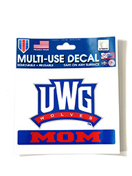 Decal: UWG Mom