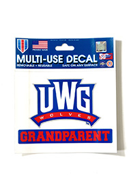 Decal: UWG Grandparent