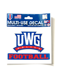 Decal: UWG Football