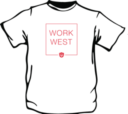 Work West Short Sleeve Tee