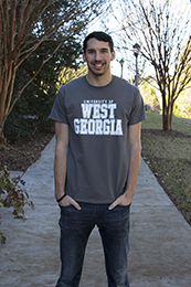 University Of West Georgia Short Sleeve Tee