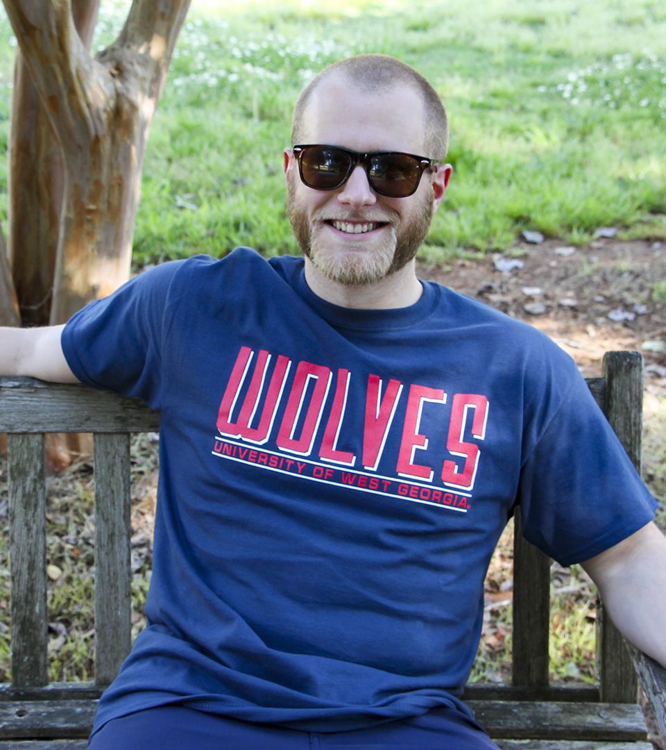 Wolves/Uwg Bar Design Tee