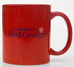 University Of West Ga (Flame) Logo Mug