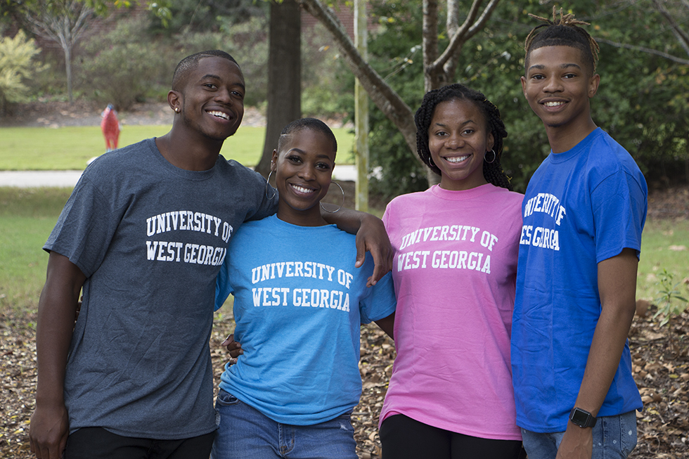 University Of West Ga Rolled T (SKU 11249641265)