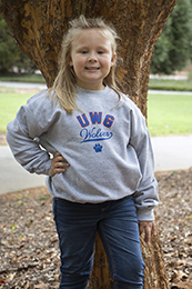 UWG Wolves Swoop Sweatshirt
