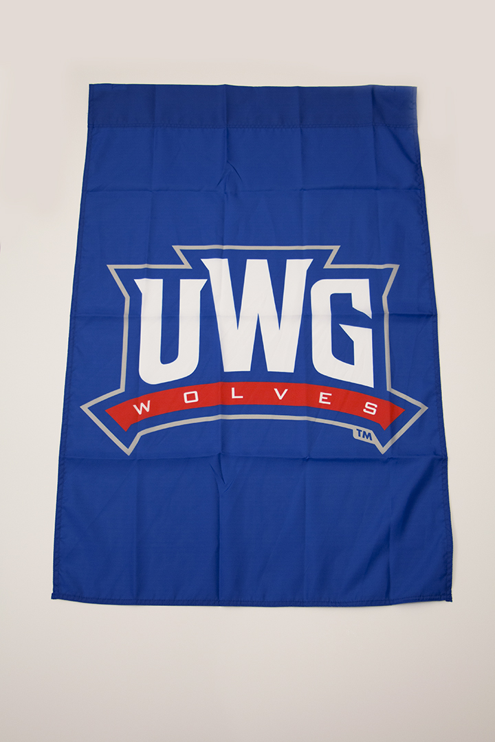 Uwg Wolves Screen Print Home Banner | University Bookstore