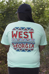 WEST GEORGIA TRIBAL TEE