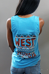 WEST GA TRIBAL TANK TOP