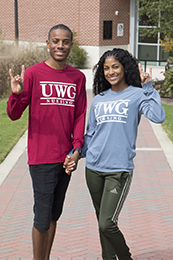 Uwg Nursing Bar Design Ls Tee