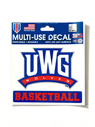 Decal: UWG Basketball