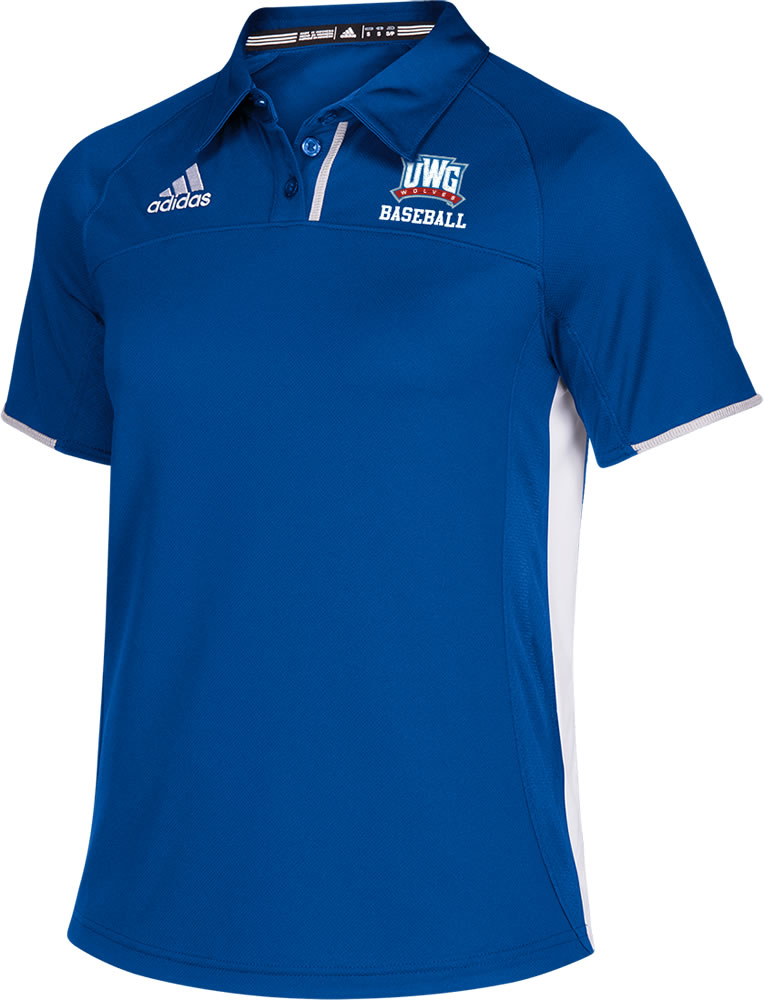 Uwg Fundraiser - Baseball - Ladies Polo (SKU 11264682343)
