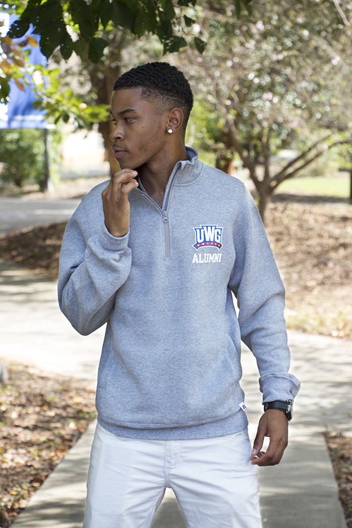 Uwg Wolves Alumni 1/4 Zip (SKU 11265931314)