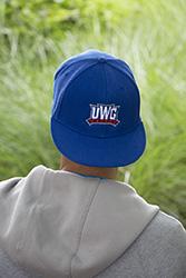 UWG WOLVES  FLAT VISOR FLEX CAP-ADIDAS
