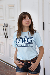 Uwg Nursing Bar Design Tee