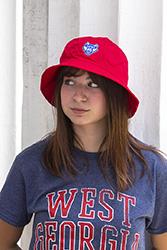 UWG WOLVES BUCKET HAT