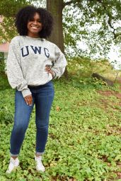 Arched Uwg Pro-Weave Crewneck