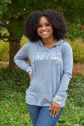 UWG Serenity Hooded T
