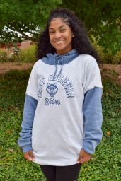 UWG Wolves Fleece Harmony Pullover
