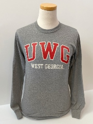 UWG Distressed Print Long Sleeve