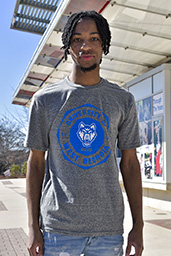 Distressed UWG Wolves /1906 Tee