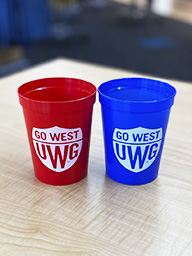 Stadium Go West Cup 16 Oz