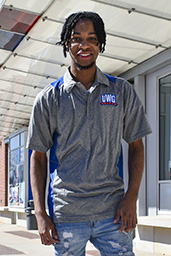 Polo: UWG Wolves 2 Color