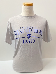 University Of West Ga Dad Tee