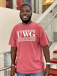 UWG COLLEGE OF SOCIAL SCIENCE TEE