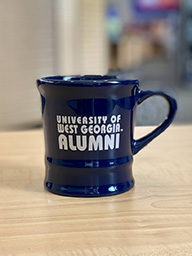 University Of West Georgia Alumni Mug