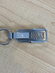 University Of West Ga Alumni Key Tag