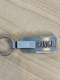 University Of West Ga Grandma Key Tag