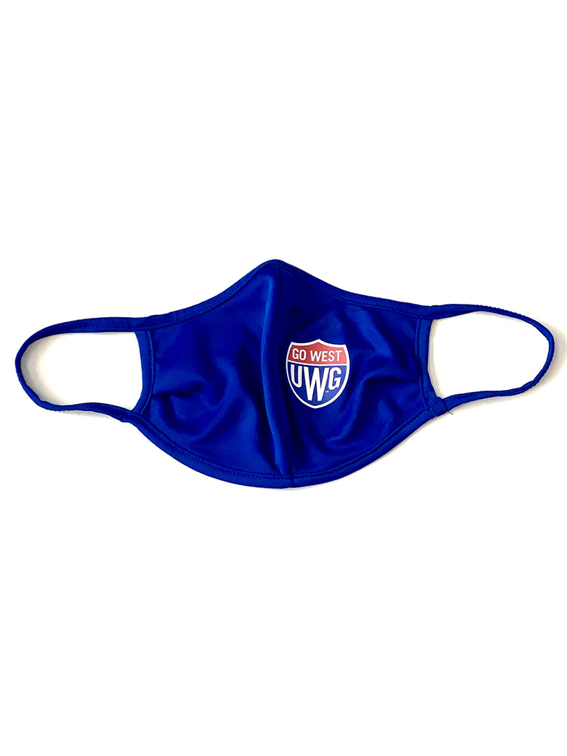 Face Mask: Go West Emb Youth And Adult (SKU 11313014304)