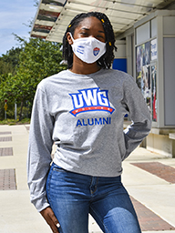 UWG Wolves Alumni Long Sleeve Tee