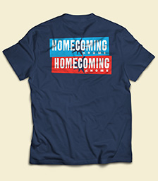 Homecoming 2020 Short Sleeve Tee