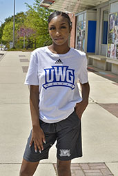 UWG WOLVES COOLLAST SHORTS